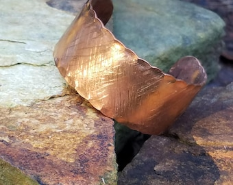Hammered Copper Cuff Bracelet, Hammered Bracelet, Copper Bracelet, Copper Bracelet Women, Hand Hammered Bracelet, Hand Hammered