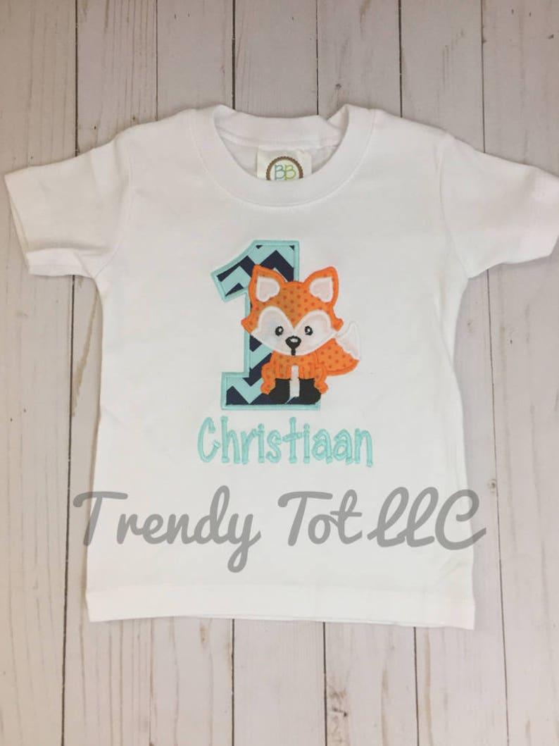 12539586c Baby Boy Fox Birthday. 1st Birthday. Woodland Birthday. | Etsy