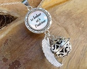 Bola pregnancy, bola tree of life, pregnancy jewelry,happiness is inside, bola pregnancy silver