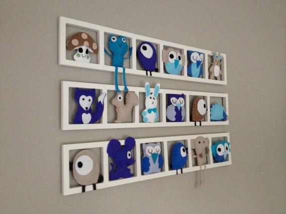 Kamer blauw hetschepershoes