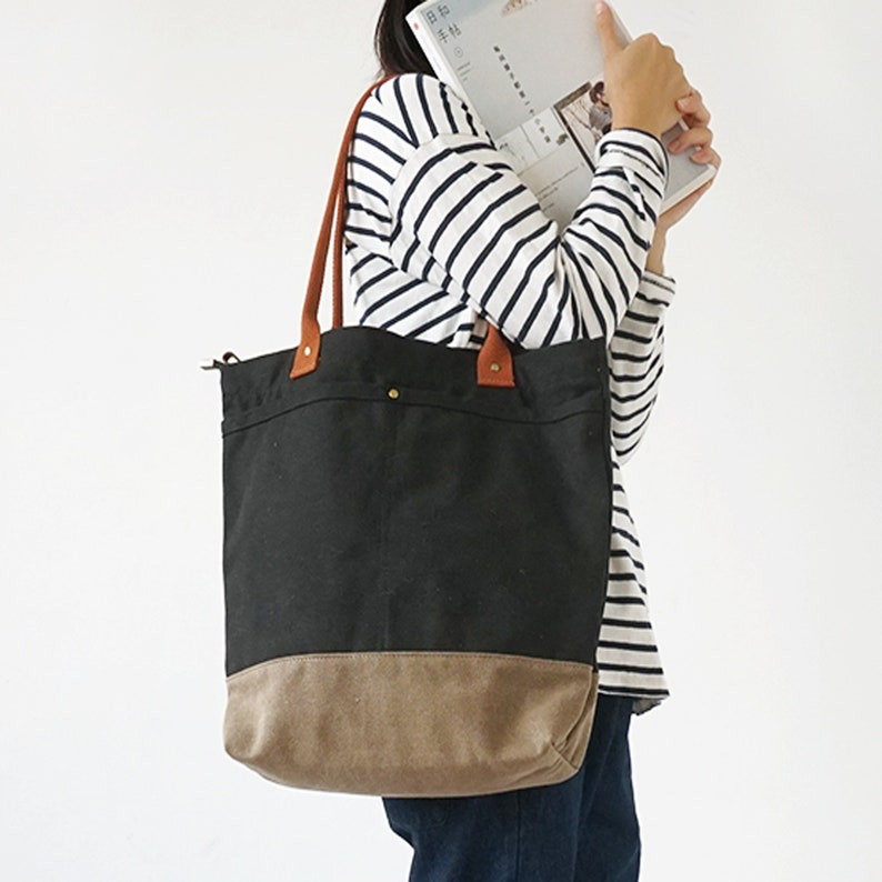 Large Tote Bag Bridesmaid Gift Bags For Women Bags And Purses Wedding Bags Tote Bag Pockets Summer Bag School Leaving Gift Reusable Tote