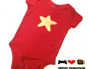 Steven Universe Steven Stevonnie Nerdy Baby Bodysuit Mr Universe