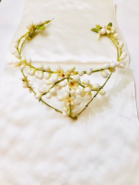 Art Deco Tiara / Wedding Headband.