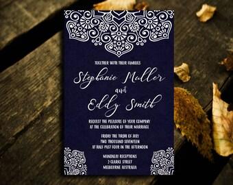 Schwarz Weiß Hochzeit, Einladung, Hochzeit, Einladung, Hochzeitseinladung  Weiß, Weiße Einladung, Weiß, Hochzeit Black_F009, Weiß, Schwarz, Weiß