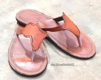 8052deb4 ON SALE Africa Shoe For Men, Africa Sandal For Men, African Clothing For Men,  Africa Sandal, Men Sandal, Sandal For Men, Leather Sandal