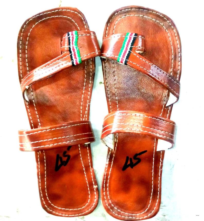 2cf9b68ed771f3 GREEK SANDALS Leather Sandals Men Shoes Men Sandals