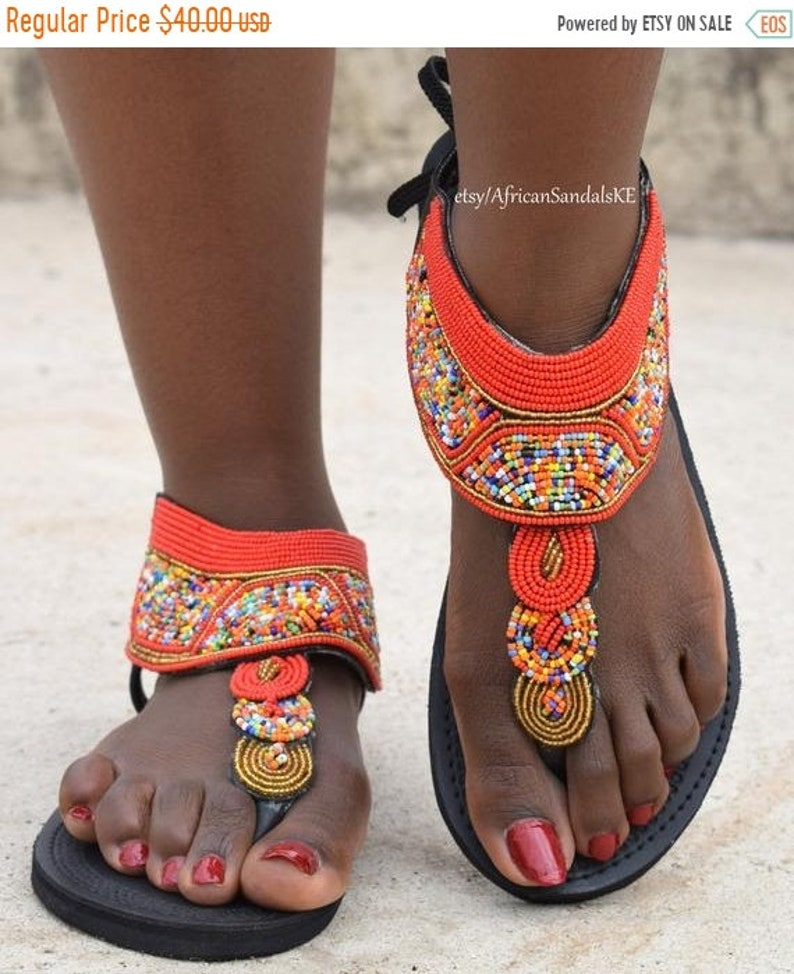 d04a274b4792 ON SALE GREEK Sandals Leather Sandals Women Sandals African