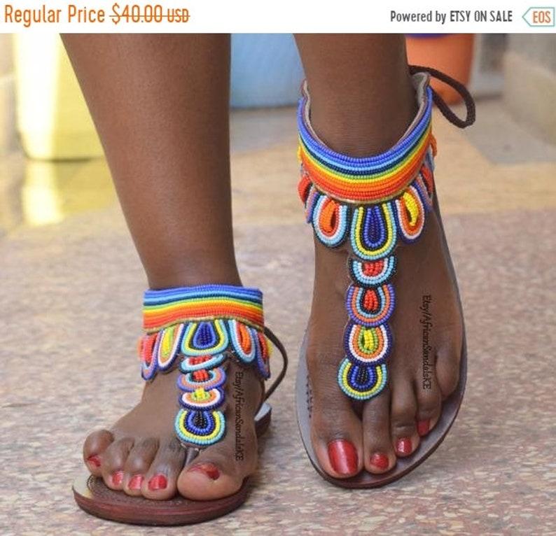 0d4a449c8 ON SALE WOMEN Sandals Leather Sandals African Sandals
