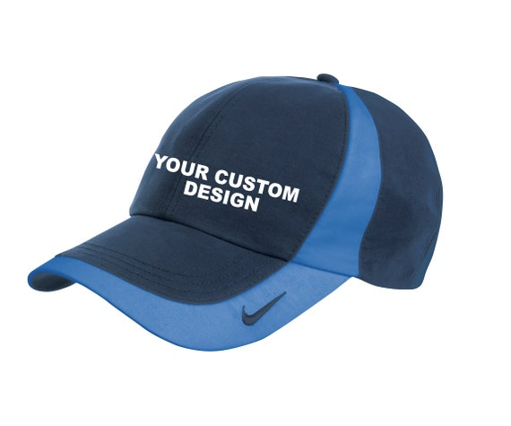 984ed184a5f Nike Dri-FIT Technical Colorblock Cap   Embroidered Hat