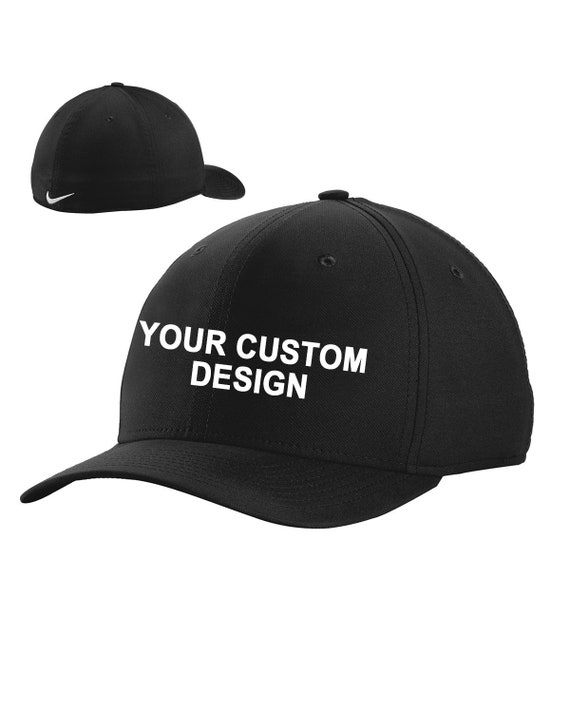 ff886d6bb Nike Dri-FIT Classic Cap / Custom Embroidered Hat / Nike Baseball Hat /  Performance Dri-FIT / Your Custom Apparel / Golf Hats / Swoosh Cap