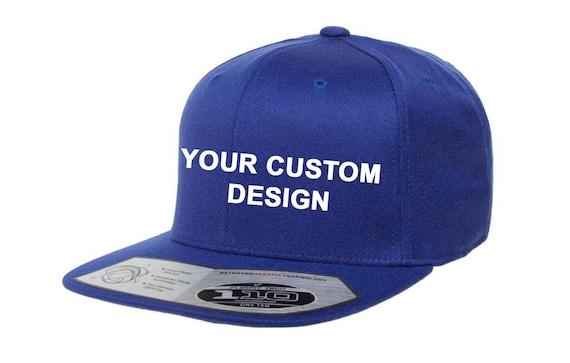 Custom Premium Snapback Cap   Yupoong 110 Snap Back    144ac9a94d59