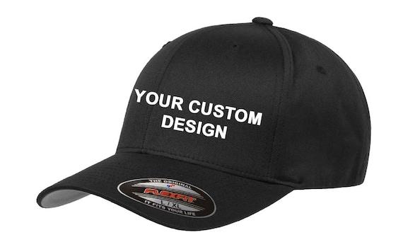 c90898057cc01 Custom Flexfit Hat Etsy