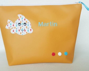 baby toilet kit, personalized gift, personalized gift, birth gift, customizable, first name