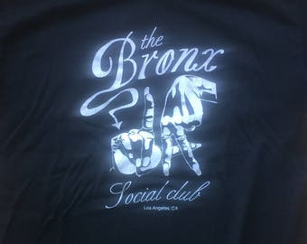 Size Small The Bronx T Shirt