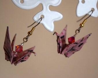 How to Make an Origami Crane | Skip To My Lou | 270x340