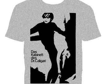 DAS kabinett des Dr. Caligari MAN