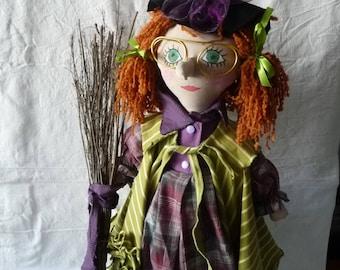 Doll Fabrics Collectible Befana Epiphany