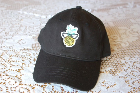 Women s pineapple hat women s baseball cap  5d4eb7a9af