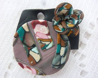 CABOCHON PENDANT FOR CREATING JEWELRY...