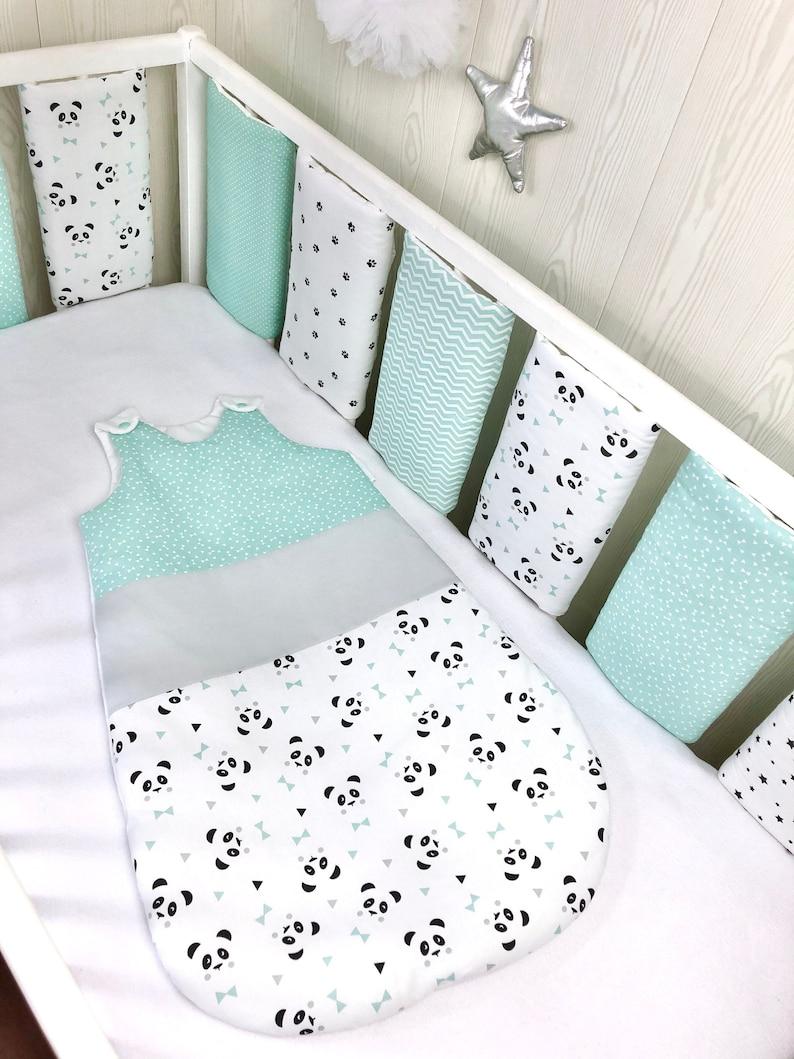 Protection de barreaux à l'unité pour tour de lit de bébé - Créatrice ESTY : PetitLionForBaby