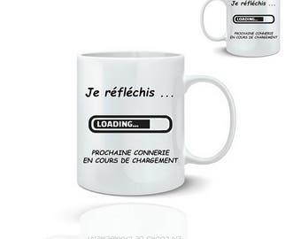 Stupid humor mug