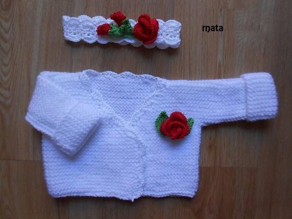 Stricken Baby Pullover/Geschenk für neue geboren/Baby | Etsy