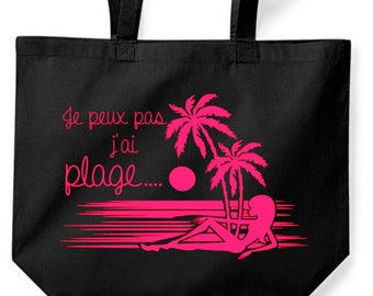 Great beach bag personalized