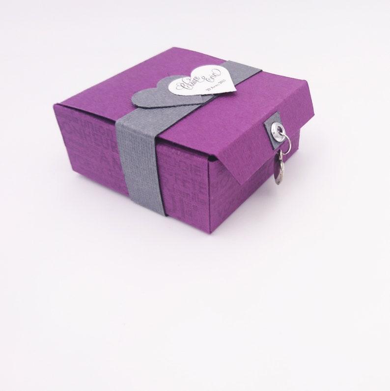 wedding pocketfold romantic wedding Wedding invitation wedding invitation KlrKrea romantic chic personalized purple