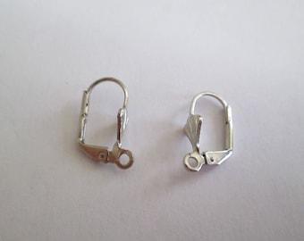 6 PAIRS EARRING SILVER