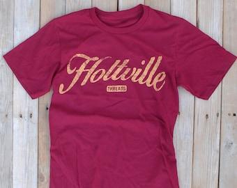Holtville Threads Super Soft Ring Spun Cotton T