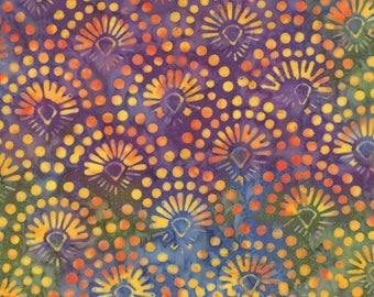 Wild Waves Batik from Moda 4341 20