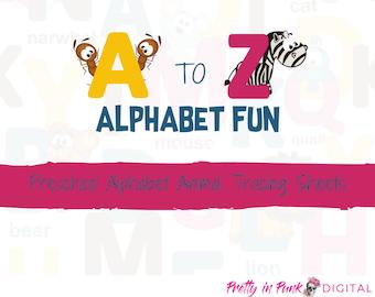 Alphabet Fun - Animal Alphabet