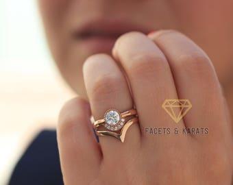 Unique Wedding Ring.Unique Wedding Ring Etsy