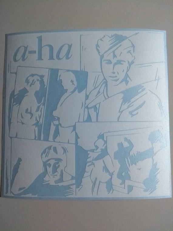 Joy Division Ian Curtis decal autocollant Décoration Mur Art Graphique couleurs différentes