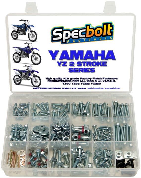 250 piece SUZUKI OEM replacement bolt kit for RM250Z /& RM450Z