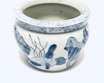 Fishbowl Planter Etsy
