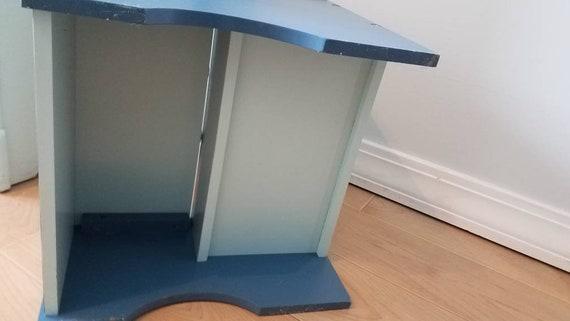 Cool Guidecraft Childs Handpainted Storage Step Stool Creativecarmelina Interior Chair Design Creativecarmelinacom