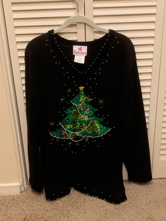 Christmas Sweater! This one looks really nice.
