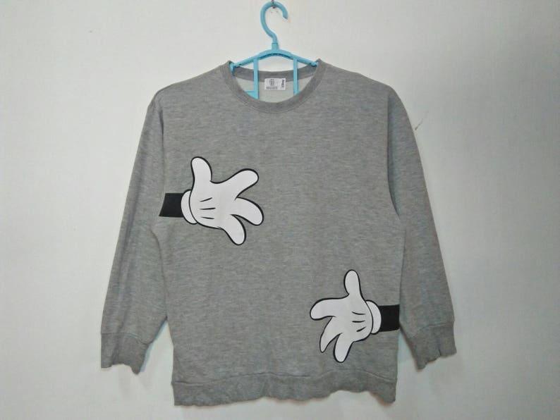 aec5c275 Vintage ZARA X DISNEY Mickey Mouse Hug Me Women's | Etsy