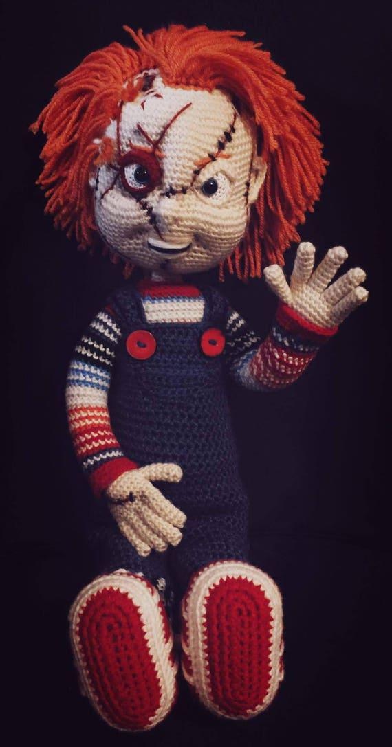 Böser Junge Puppe Häkelanleitung | Etsy