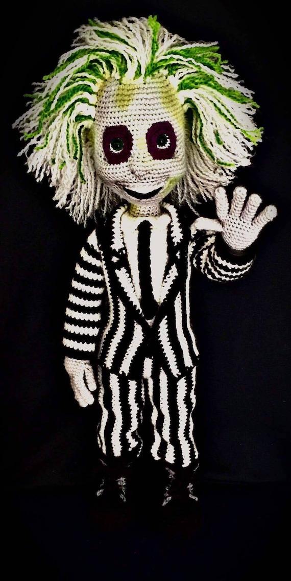 Beetlejuice Crochet Pattern, Lydia Deetz Crochet Pattern ... | 1137x570