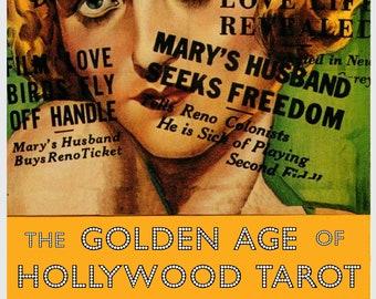 The Golden Age of Hollywood Tarot & Companion Book