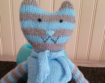 Cat blanket wool