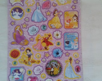 Princess stickers, Disney decals stickers stickers patterns Princess designs cartoons, patterns