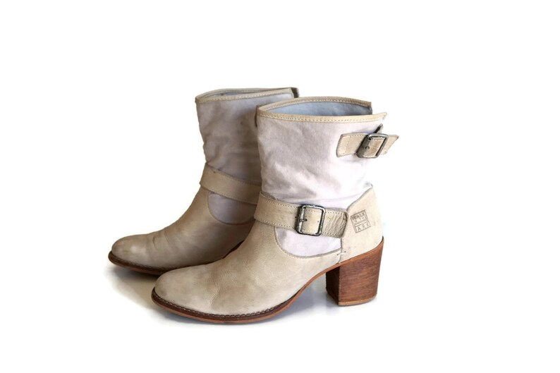36d22c90bd6812 WALK in THE PARK Stiefeletten Eu 37 Uk 4 Us 65 Taupe Farbe