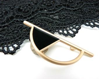 Broche aimantée porte lunette pour foulard, Hijab, vêtements, sac et déco ARTDECO
