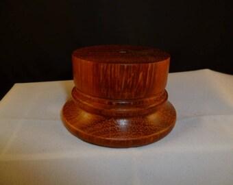 padauk wood base 6
