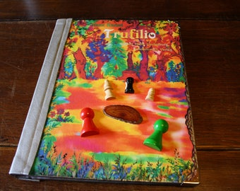 Trufilio the character - a children's book in an artist Edition