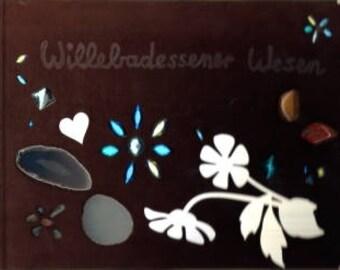 """Artist's book """"Will bad Essen essence"""""""