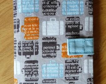 Passport printed cotton bags